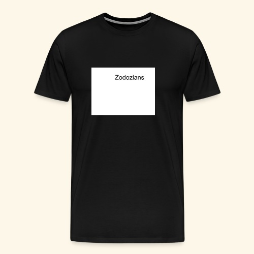 Untitled drawing - Men's Premium T-Shirt