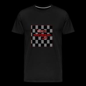 Mr blak & Dr Bitchcraft shirt - Men's Premium T-Shirt