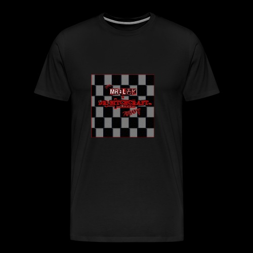 Mr blak & Dr Bitchcraft shirt - Men's Premium T-Shirt