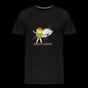 Miranda Gets Caught - Men's Premium T-Shirt