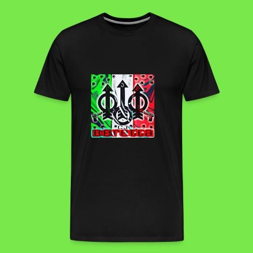 CJ Beretta - Men's Premium T-Shirt