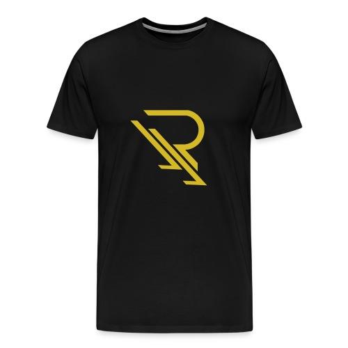 apparellogopnggold - Men's Premium T-Shirt