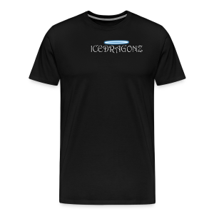 Icedragonz name shirt - Men's Premium T-Shirt