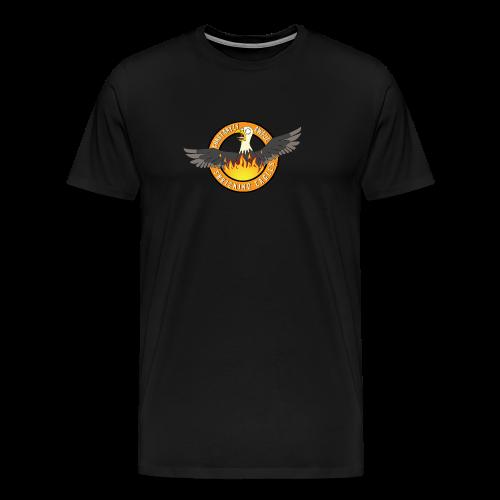 Constantly Awful Logo - Men's Premium T-Shirt