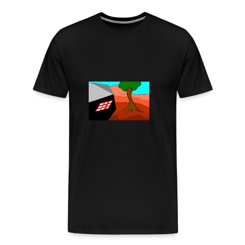 The Village - Men's Premium T-Shirt