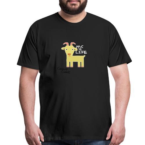 Limited Edition Galaxy Goats Merch - Men's Premium T-Shirt