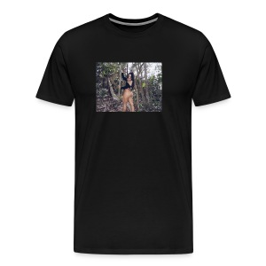 beachiiiin - Men's Premium T-Shirt