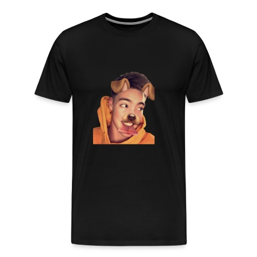 Zach Herron - Men's Premium T-Shirt