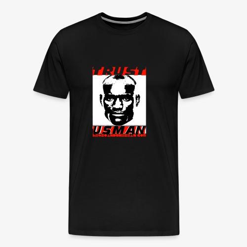 Kamaru Usman - Men's Premium T-Shirt