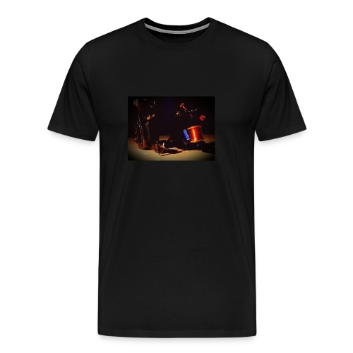 self taken picture - Men's Premium T-Shirt