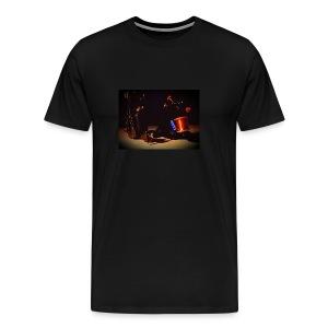 self taken picture - Men's Premium T-Shirt