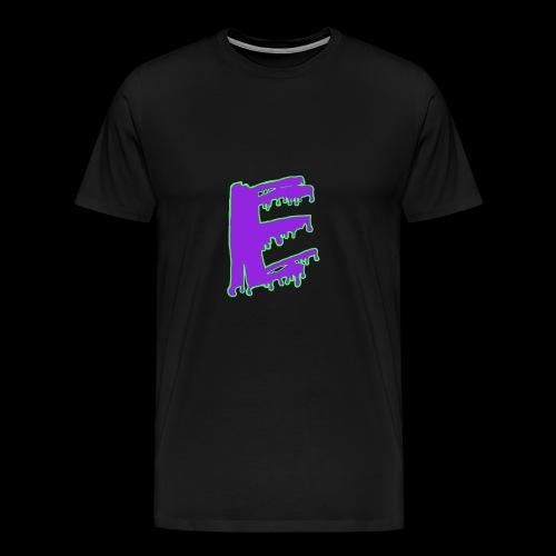 Colored Ooze Logo - Men's Premium T-Shirt