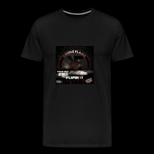 Warrior Muzik - Men's Premium T-Shirt