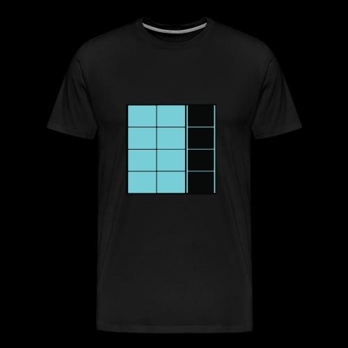 coffeeBRAINS #1 - Men's Premium T-Shirt