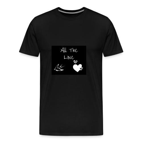 H Styles All The Love - Men's Premium T-Shirt
