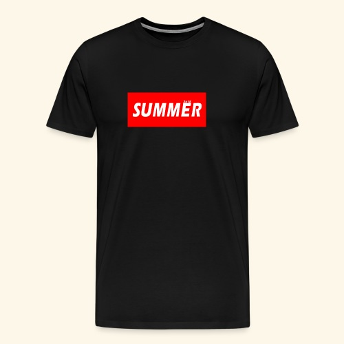 Summer 2k18 - Men's Premium T-Shirt