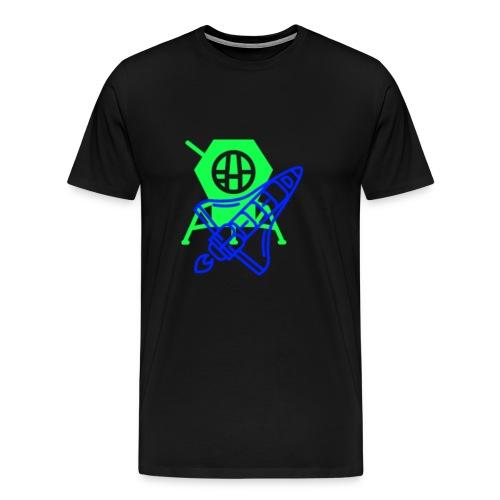 Extraterrestrial - Men's Premium T-Shirt