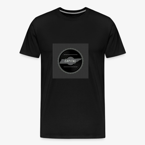 CAPITAL LOGO - Men's Premium T-Shirt