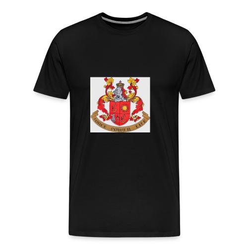 Force Power Life by Schauffert - Men's Premium T-Shirt