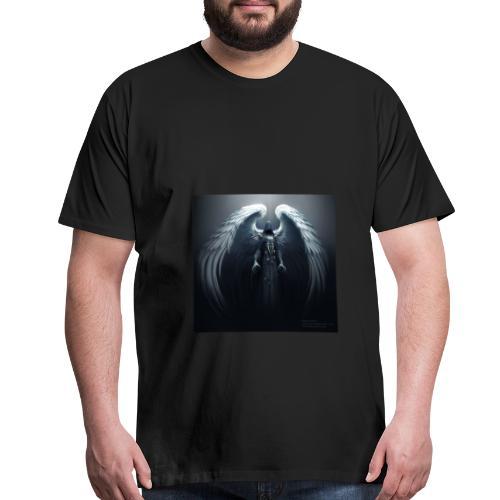 Angel of Death - Men's Premium T-Shirt