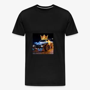 Rocketmasters logo - Men's Premium T-Shirt