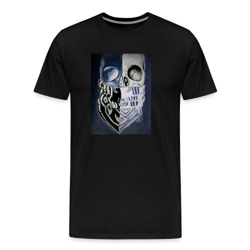 True thug for life - Men's Premium T-Shirt