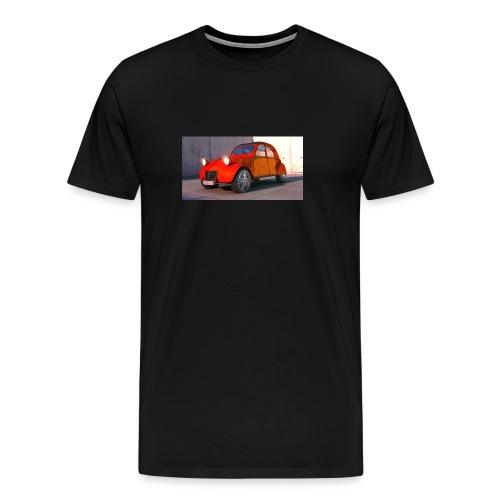 Y C 2 - Men's Premium T-Shirt