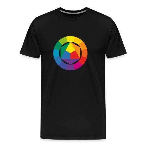 Color Circle - Men's Premium T-Shirt