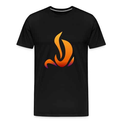 Pyrostealer logo - Men's Premium T-Shirt
