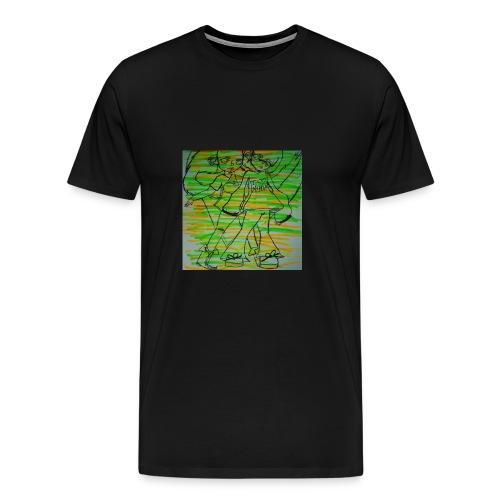 Edison and Otis - Men's Premium T-Shirt