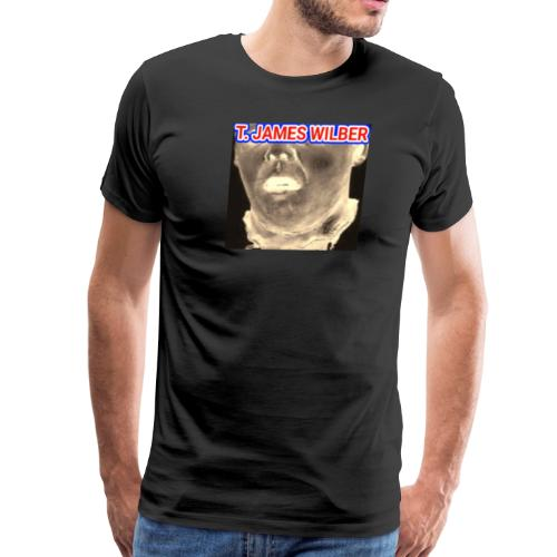 T.James Wilber super slow apparel - Men's Premium T-Shirt