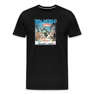 Sex World Classic Movie Poster - Men's Premium T-Shirt
