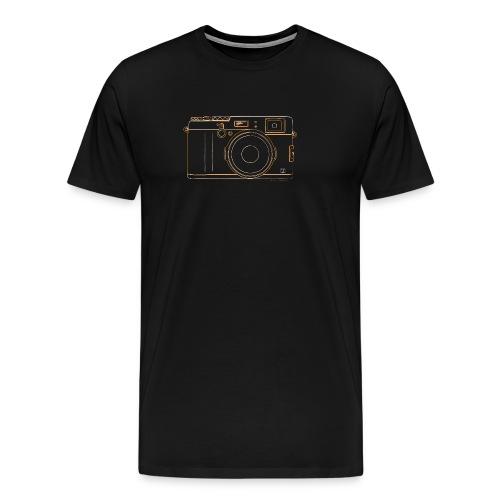 GAS - Fuji x100T - Men's Premium T-Shirt