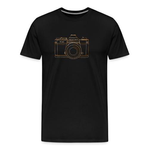GAS - Pentax K1000 - Men's Premium T-Shirt