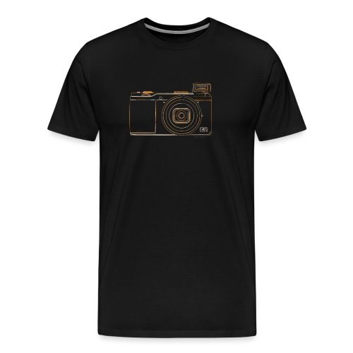 GAS - Ricoh GR - Men's Premium T-Shirt