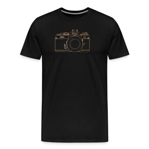 GAS - Nikon FM3a - Men's Premium T-Shirt