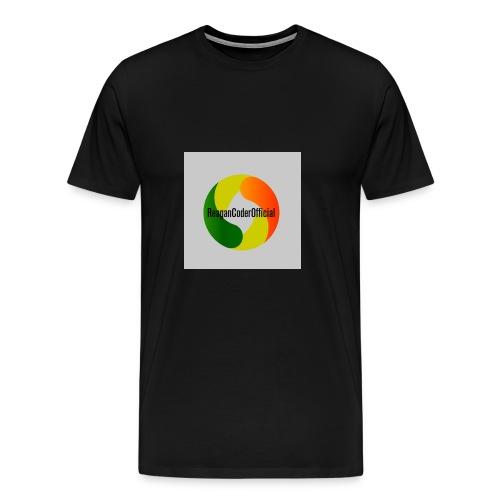 ReaganCoderOfficial - Men's Premium T-Shirt