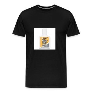 Traditional White Out Tee - Men's Premium T-Shirt