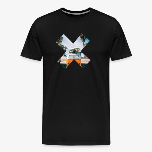 surf's up - Men's Premium T-Shirt