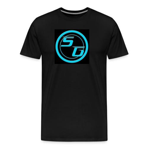 Sniperghostk Logo - Men's Premium T-Shirt