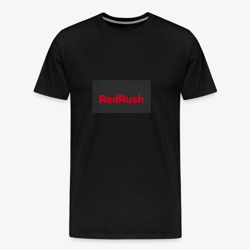 Red rush - Men's Premium T-Shirt