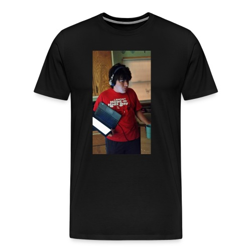 Jake Iconic Tee - Men's Premium T-Shirt