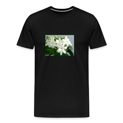 Jasmine Flower - Men's Premium T-Shirt
