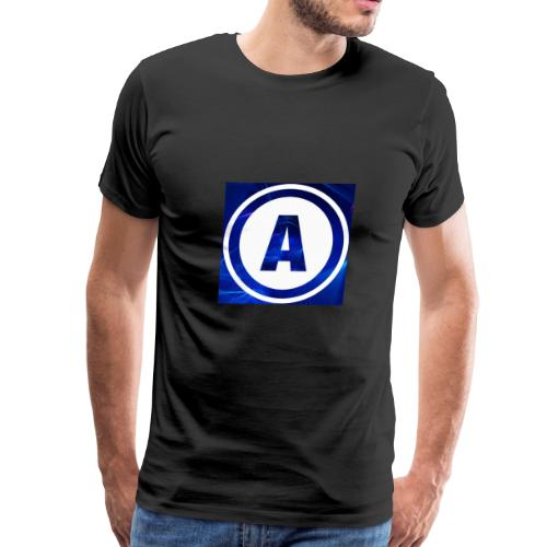 Antassassin99 youtube logo - Men's Premium T-Shirt