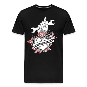 Crossthreaded 2017 - Men's Premium T-Shirt