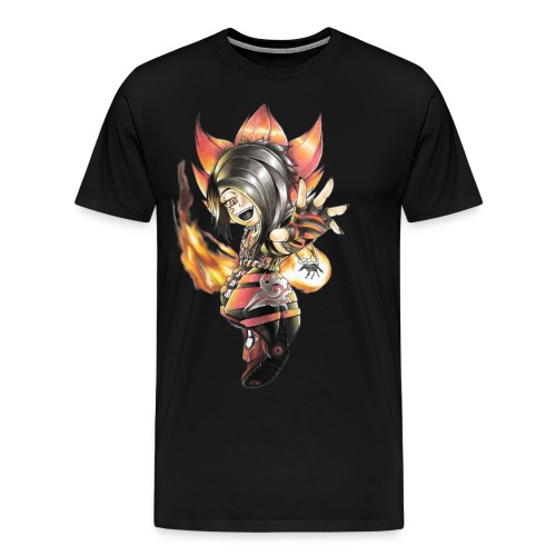 Tiny Blaze Shirt - Men's Premium T-Shirt