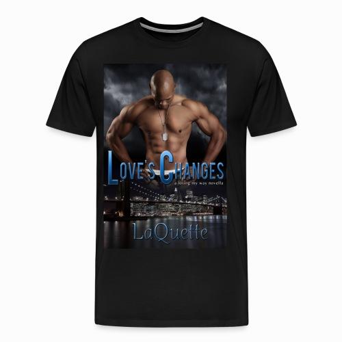Love's Changes - Men's Premium T-Shirt