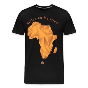 Golden Continent - Men's Premium T-Shirt