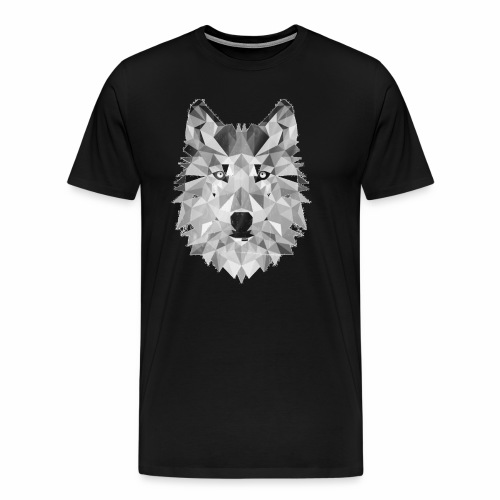 GoeWolf - Men's Premium T-Shirt