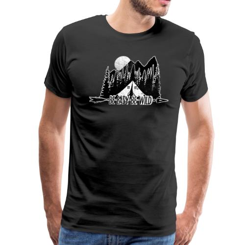 Be Camp Be Easy - Men's Premium T-Shirt